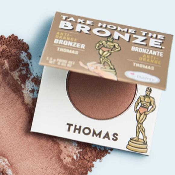 🦋5/$25 the Balm Take Home the Bronze Thomas New